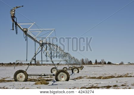 Modern Irrigation System - More In Portfolio