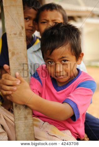Poverty  Kids