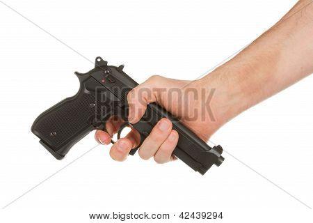 Disarming, Hand Giving A Gun