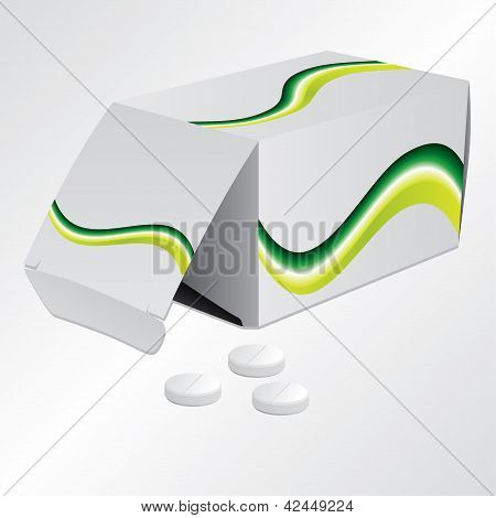 Pill With Pillbox