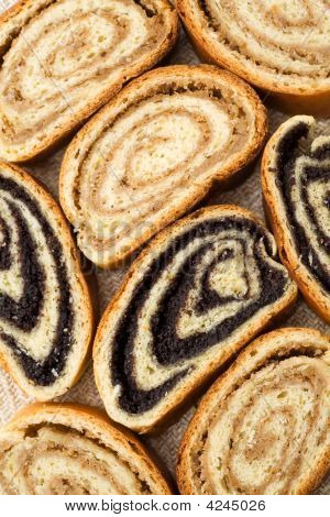Beigli - Hungarian Poppy Seed And Walnut Rolls