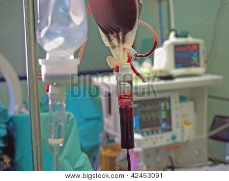 Transfusion At Surgery