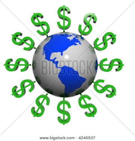 Dollars Near The Earth