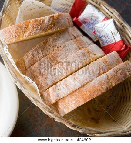 Bread Basket Close Up