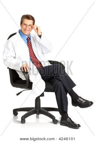 Doctor en medicina