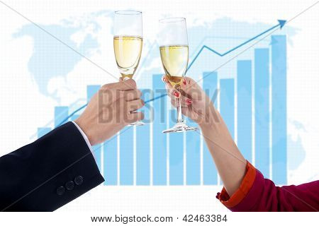 Champagne Of Success