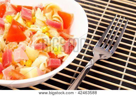 Salad With Macaroni