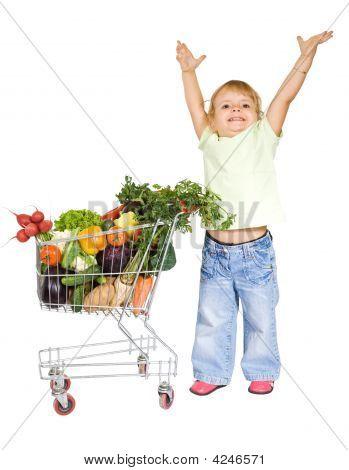 Gesunde Ernährung-Konzept
