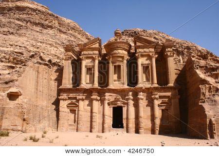 Monasterio de Petra / Jordania