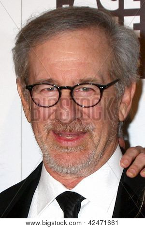 LOS ANGELES - FEB 17:  Steven Spielberg arrives at the 63rd Annual ACE Eddie Awards at the Beverly Hilton Hotel on February 17, 2013 in Beverly Hills, CA