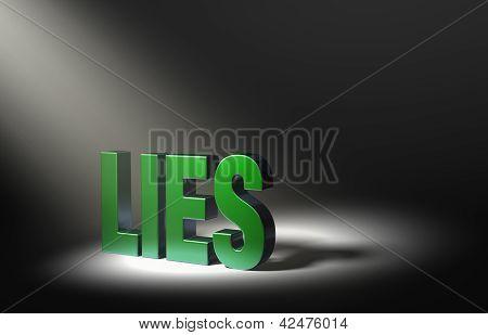 Revealing Lies