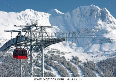 Whistler Gondola