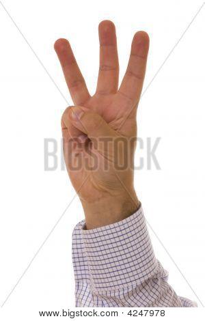 Número de mão