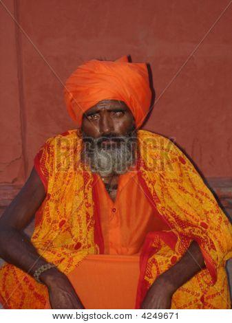 Indian Saddhu