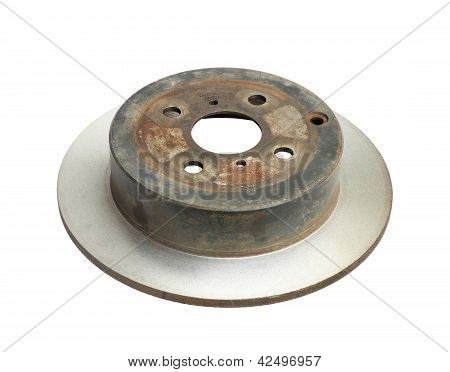 Rebuild Brake Disc
