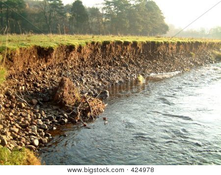 Eroded Riverbank 2