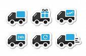 foto of lorries  - Lorry - JPG