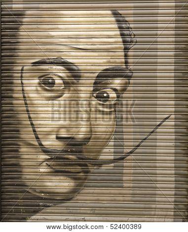 Tribute To Salvador Dali