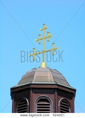 Ukrainian Catholic Cross