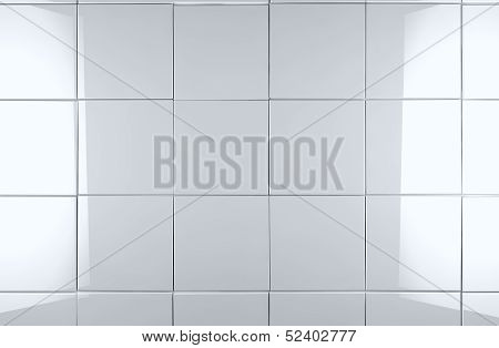 tile wall background
