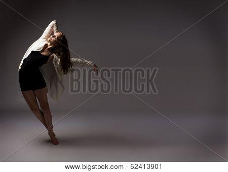 Beautiful Female Dancer