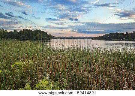 Pontoosuc Lake