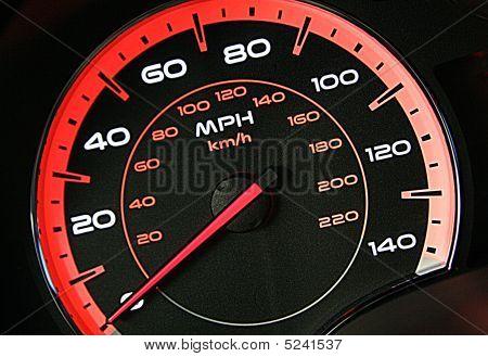 automovil Tachometer