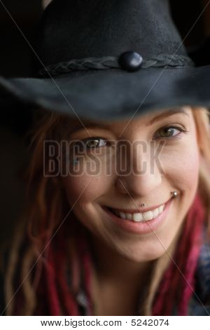 Nevada Cowgirl