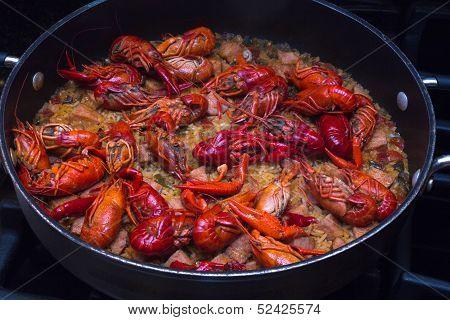 Crawfish Jambalaya Recipe