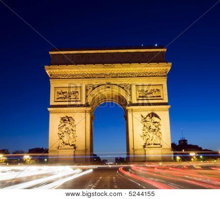 Arco De Triomphe arco do triunfo Paris França