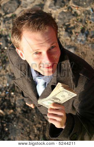 Showing Cash