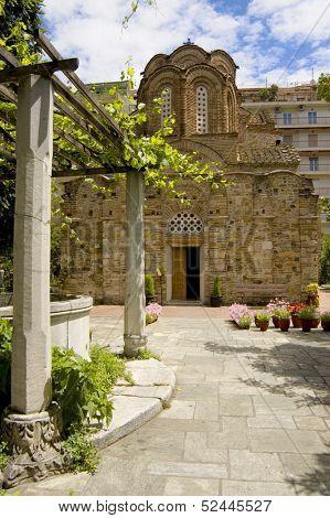 ortodox church in Thessaloniki