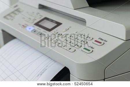 Printer And Copying Machine
