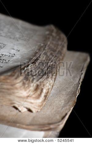 Ancient Prayer Book