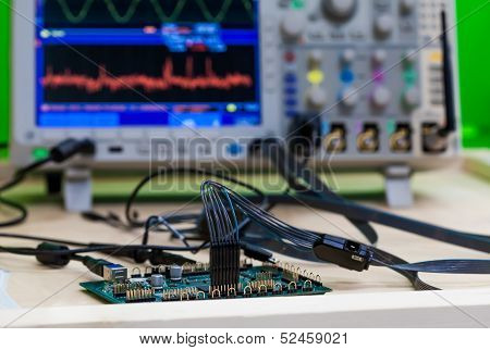 Circuit Board Diagnostic And Repair