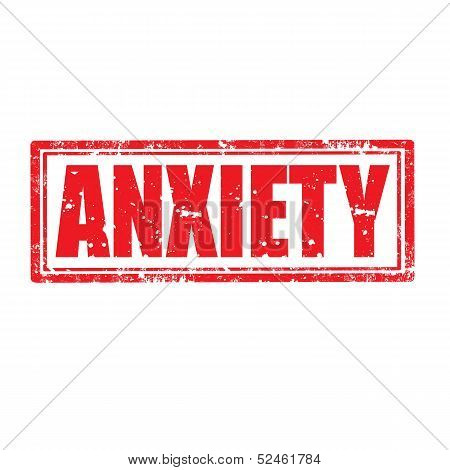 Anxiety-stamp