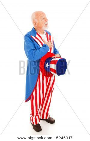 Uncle Sam - Pledge Of Allegiance