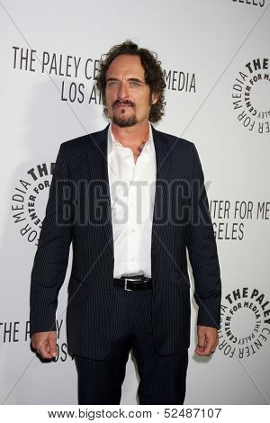 LOS ANGELES - OCT 16:  Kim Coates at the 2013 Paley Center For Media Benefit Gala at 21st Century Fox Studios Lot on October 16, 2013 in Century City, CA
