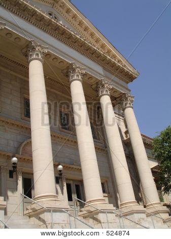 Courthouse Slant
