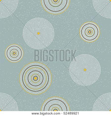 Wallpaper Seamless design. Circle design.