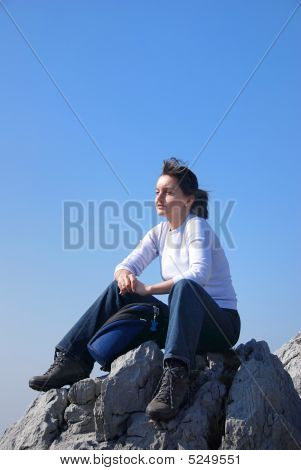Relax On Top (hiking)