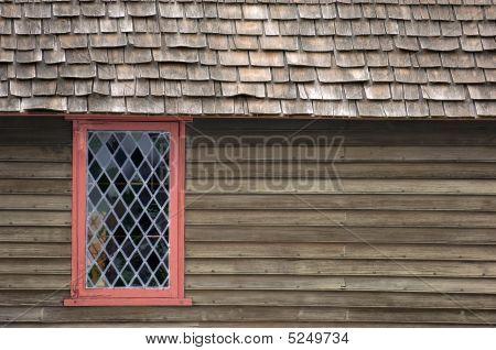 Historical House In Salem