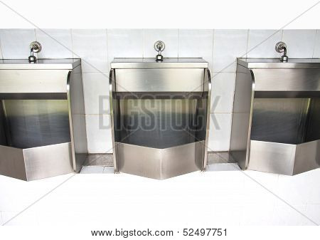 Stainless Urinals
