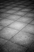 foto of tile cladding  - Background texture of dark concrete tiled ground - JPG