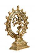 pic of bharata-natyam  - Statue of indian hindu god Shiva Nataraja  - JPG