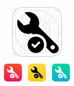 stock photo of rework  - Repair icon - JPG