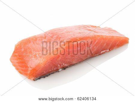 Red fish fillet