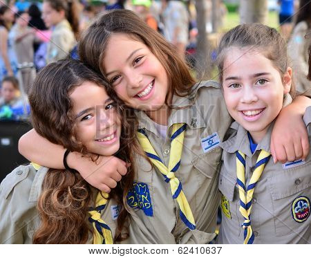 Israel Scouts