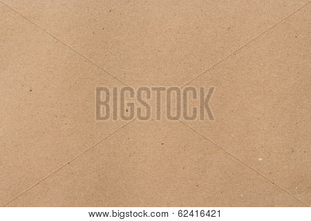 Close Up Brown Recycled Paper Texture Background
