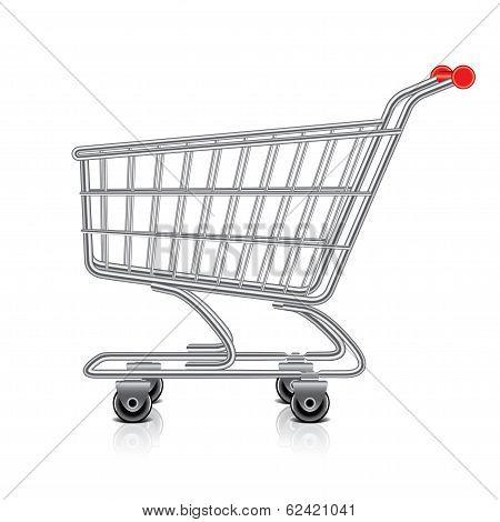 Shopping Cart Vector Illustration